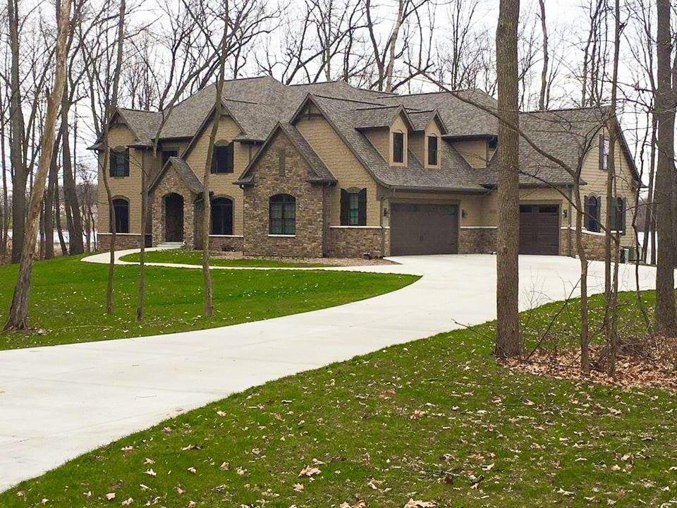 Thompson Home Improvement House Shingles New Residential