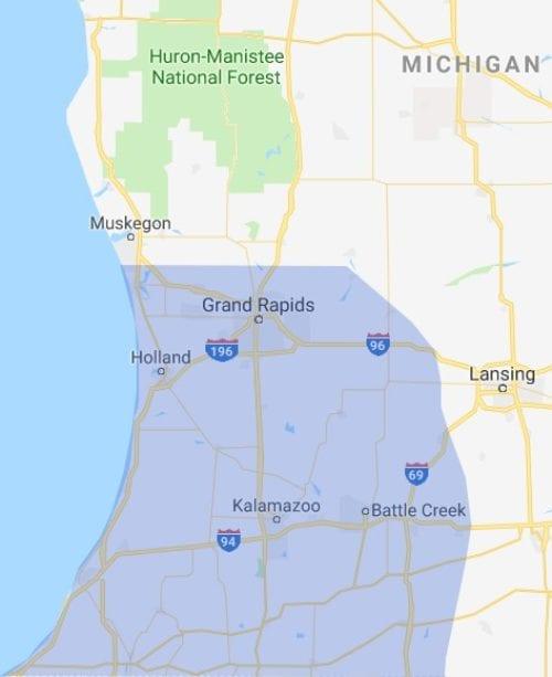 Thompson Home Improvement Service Area Michigan Southwest Grand Rapids Holland Kalamazoo Battle Creek