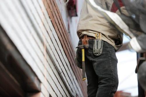 Hammer Construction Worker